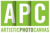 Logo: Artistic Photo Canvas | APC
