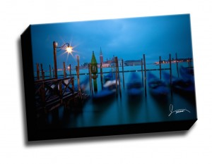 Venice, Italy – gallery wrapped print on canvas, copyright David duChemin