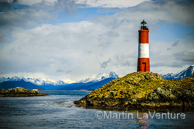 Les Eclaireurs Lighthouse photo by Martin LaVenture